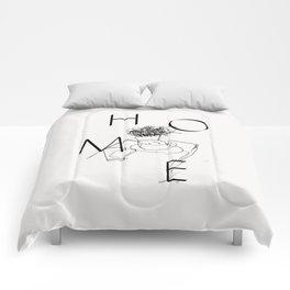 H O M E Comforters