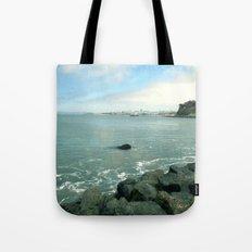 Bay Breeze Tote Bag