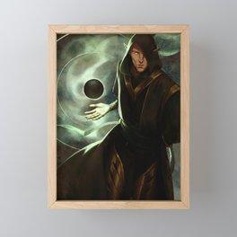 Foci Framed Mini Art Print