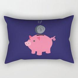 Thrifty Thursday Rectangular Pillow