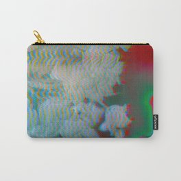 Analogue Glitch Radioactive Bouquet Carry-All Pouch