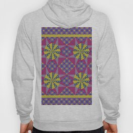 Any Day Geo Quilt Hoody
