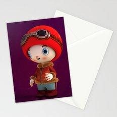 ShroomZee Naut Stationery Cards