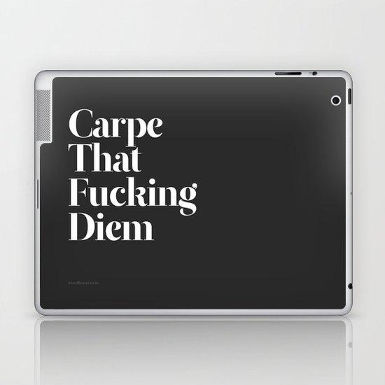 Carpe Laptop & iPad Skin