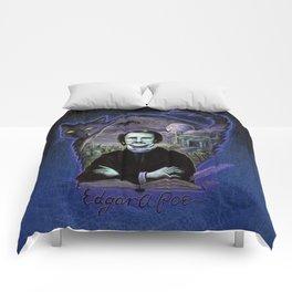 Edgar Allan Poe Gothic Comforters