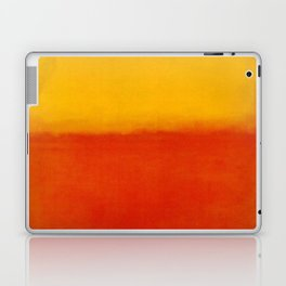 1956 Orange and Yellow by Mark Rothko HD Laptop & iPad Skin