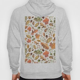 Autumn/Fall Leaves Hoody