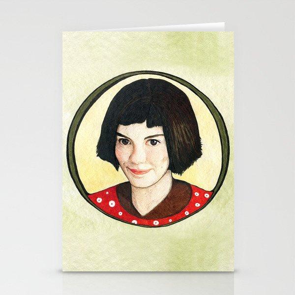 Amelie Stationery Cards