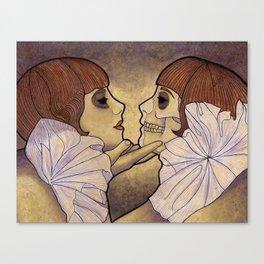 The Fairbanks Twins Canvas Print