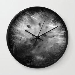 Silken Wall Clock