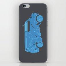 TRON Van iPhone & iPod Skin