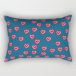 Mwah! Rectangular Pillow