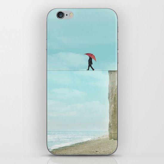 fine line iPhone & iPod Skin