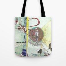Exploration: Ornithology Tote Bag