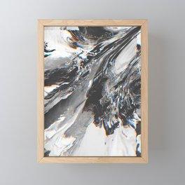 Purity Framed Mini Art Print