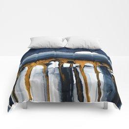 Liquid Hills Comforters