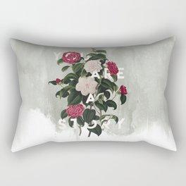 Story Rectangular Pillow