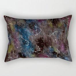 Zodiac Constellations Rectangular Pillow