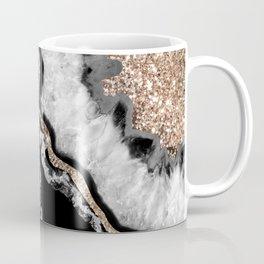 Yin Yang Agate Glitter Glam #8 #gem #decor #art #society6 Coffee Mug