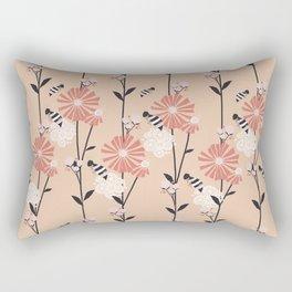 Buzzy Rectangular Pillow