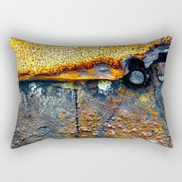 meEtIng wiTh IrOn no23 Rectangular Pillow