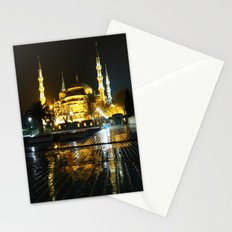 Istanbul night (Turkey 2013) Stationery Cards