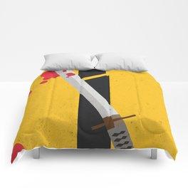 KILL BILL Tribute Comforters