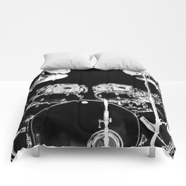 CLEAN SET NEGATIVE Comforters