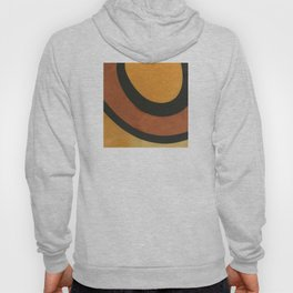 Rising Sun Graphic Design Trendy Art Hoody