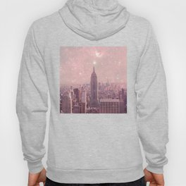 Stardust Covering New York Hoody