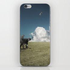 Kiteman iPhone & iPod Skin