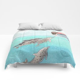A touch of love Comforters