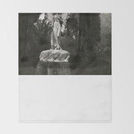 Lovers Window Throw Blanket