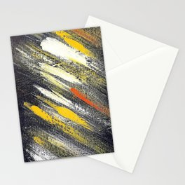 Cosmic yellow YG Stationery Cards