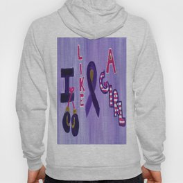 Fight like a girl Hoody