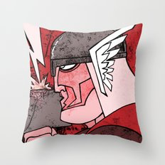 Godguy Throw Pillow
