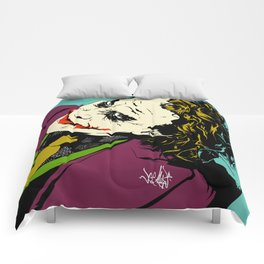 Joker So Serious Comforters