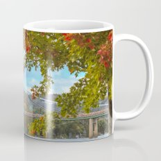 Fall at Wheeling Heritage Port Mug