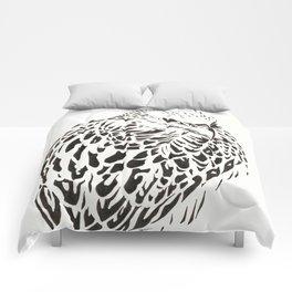 Gyrfalcon (Falcon) Comforters