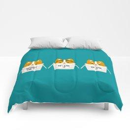 corgi - adopt me? Comforters
