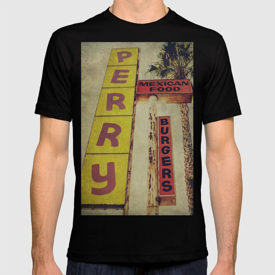 Perry's Vintage Sign T-shirt