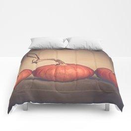 Three Pumpkins  Comforters