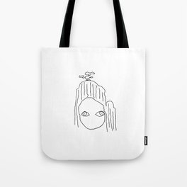 the mountain Tote Bag