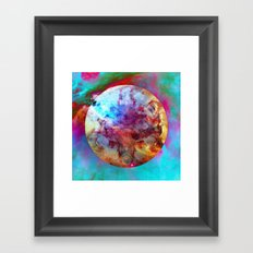 Memento #2 - Soul Space Framed Art Print