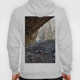 Alone in Secret Hollow with the Caves, Cascades, Critters, No. 14 of 21 Hoody