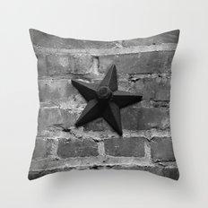 urban stellar Throw Pillow