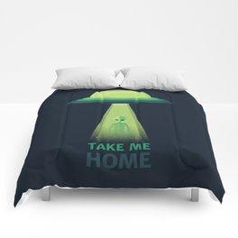 Take Me Home Comforters
