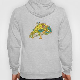 Chameleon, cool wall art for kids and adults alike Hoody