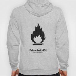 Fahrenheit 451 Hoody