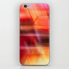 crimson  fall iPhone & iPod Skin